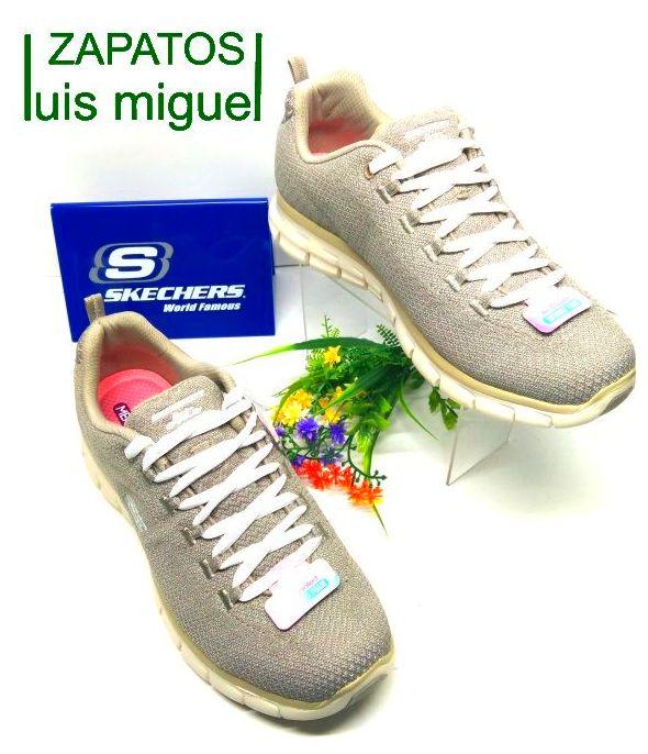 skecher beig/crema: Catalogo de productos de Zapatos Luis Miguel