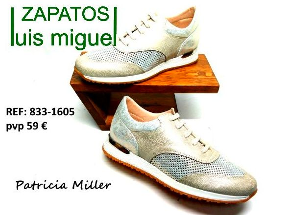 zapato deportivo Patricia miller: Catalogo de productos de Zapatos Luis Miguel