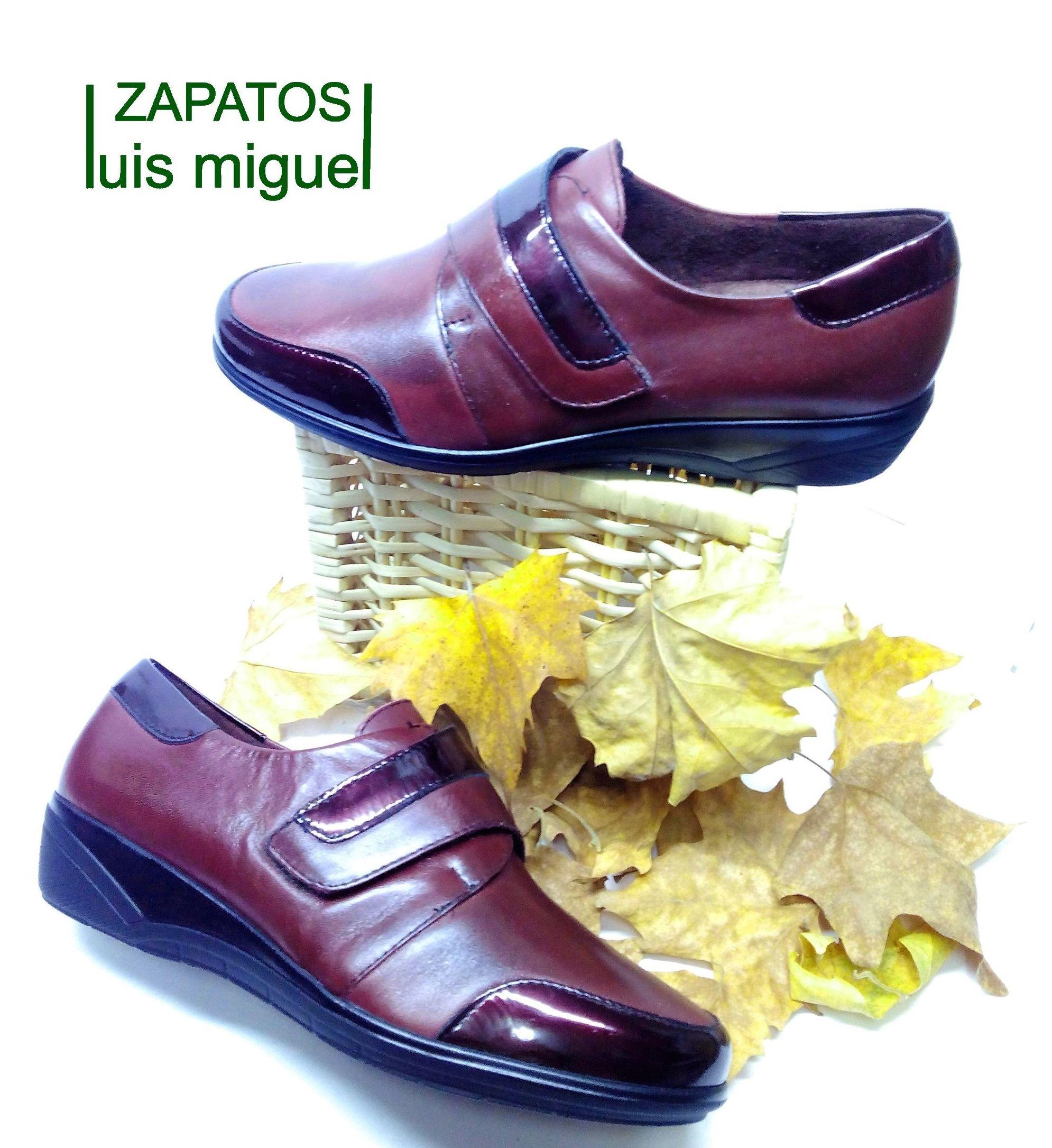 zapato de velcro: Catalogo de productos de Zapatos Luis Miguel
