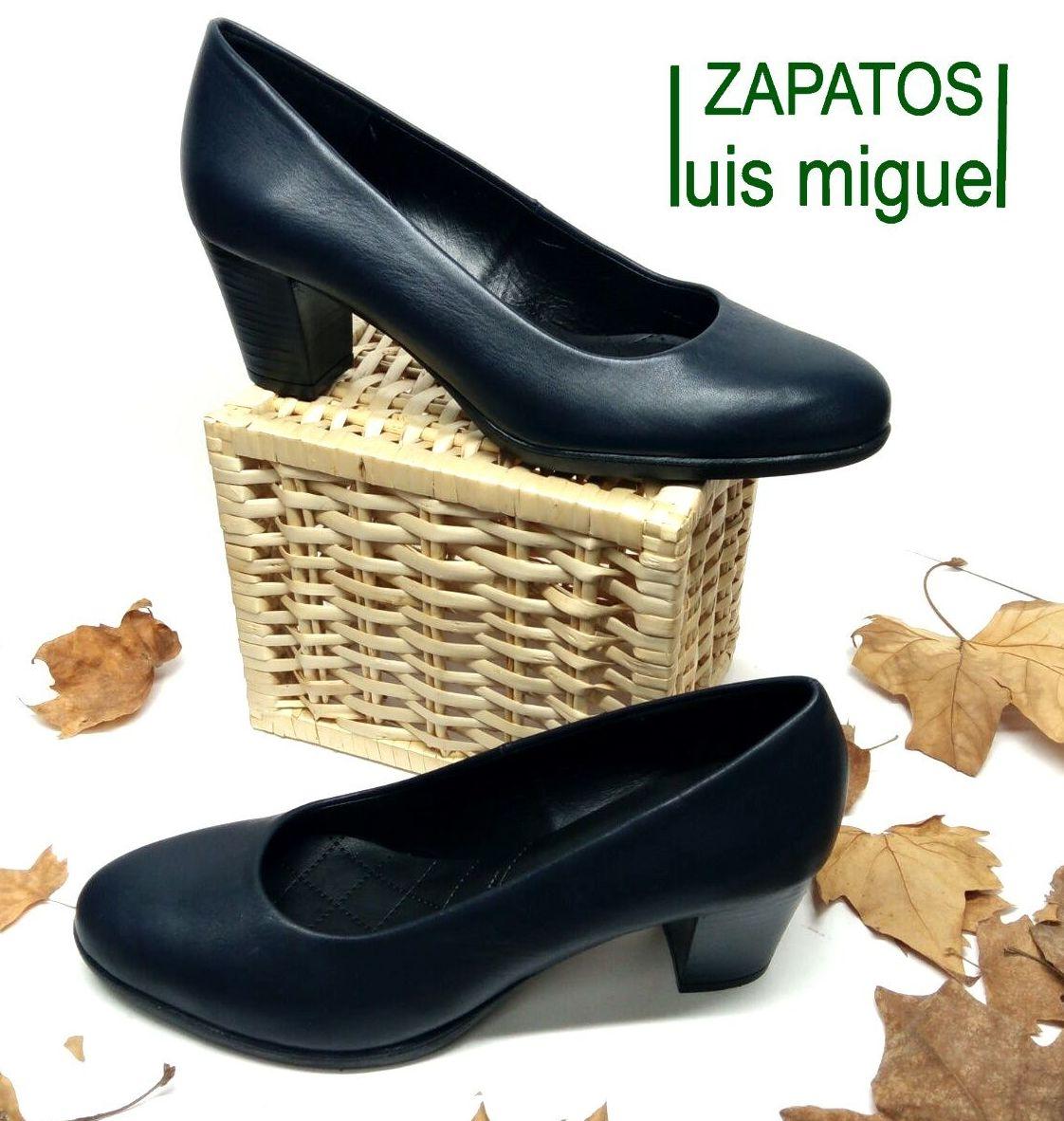 salon modabella tacon medio: Catalogo de productos de Zapatos Luis Miguel