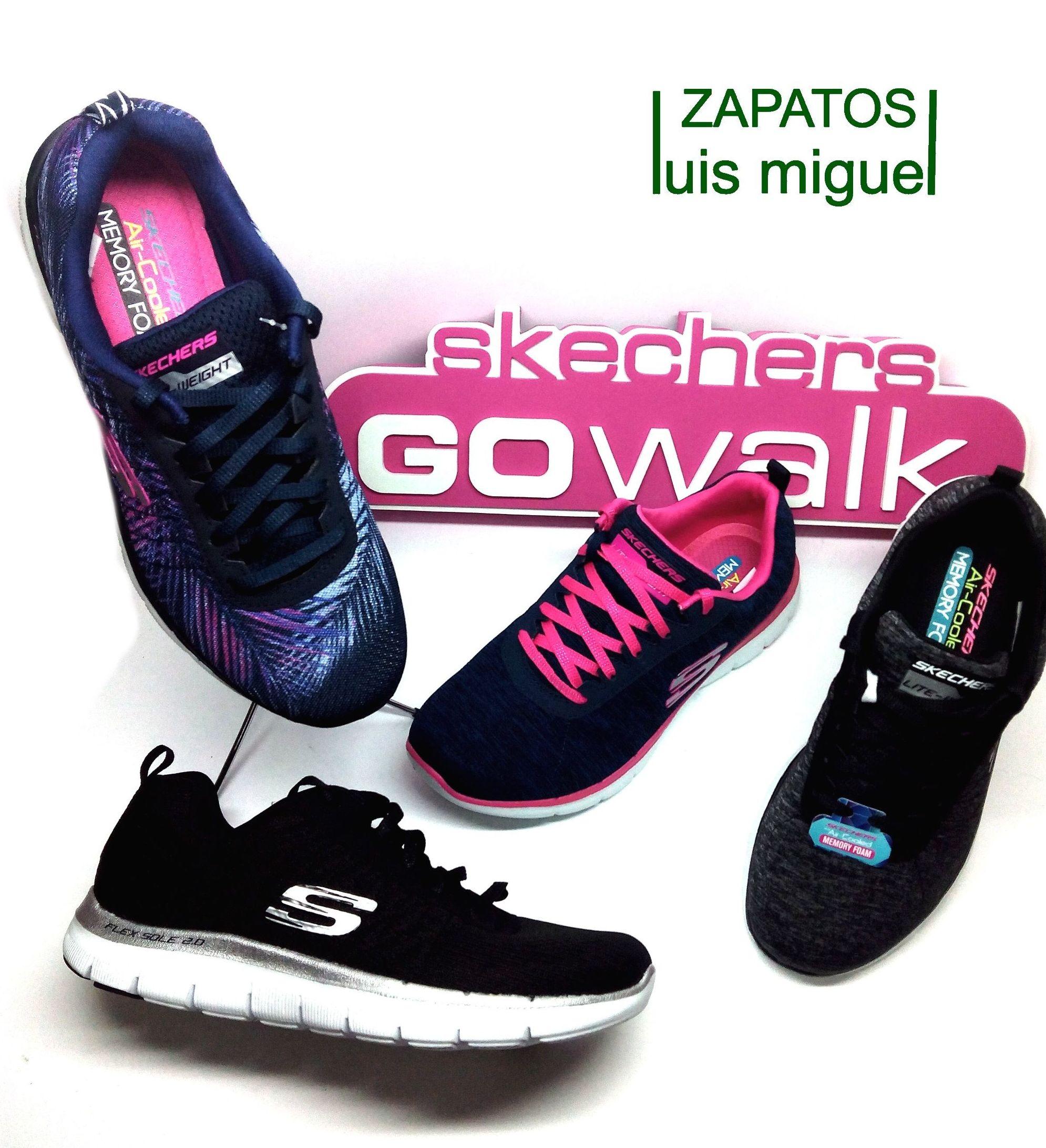 deportivas skechers: Catalogo de productos de Zapatos Luis Miguel