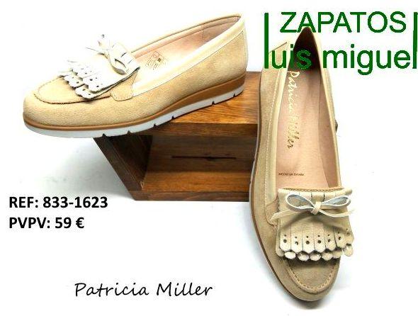 Mocasin con flecos y lazo de Patricia Miller: Catalogo de productos de Zapatos Luis Miguel