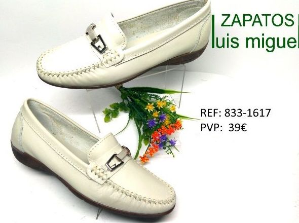 mocasin con estribo de deltell: Catalogo de productos de Zapatos Luis Miguel