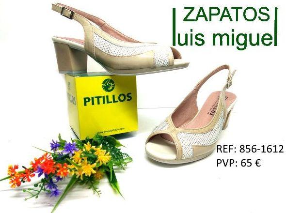 sandalias de pitillos tacon bajo: Catalogo de productos de Zapatos Luis Miguel