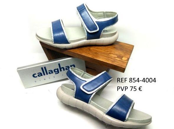 sandalias planas Callaghan: Catalogo de productos de Zapatos Luis Miguel