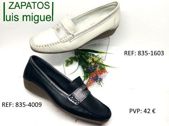 mocasin antifaz de Deltell: Catalogo de productos de Zapatos Luis Miguel