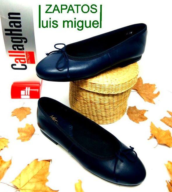 manoletina marino callaghan: Catalogo de productos de Zapatos Luis Miguel