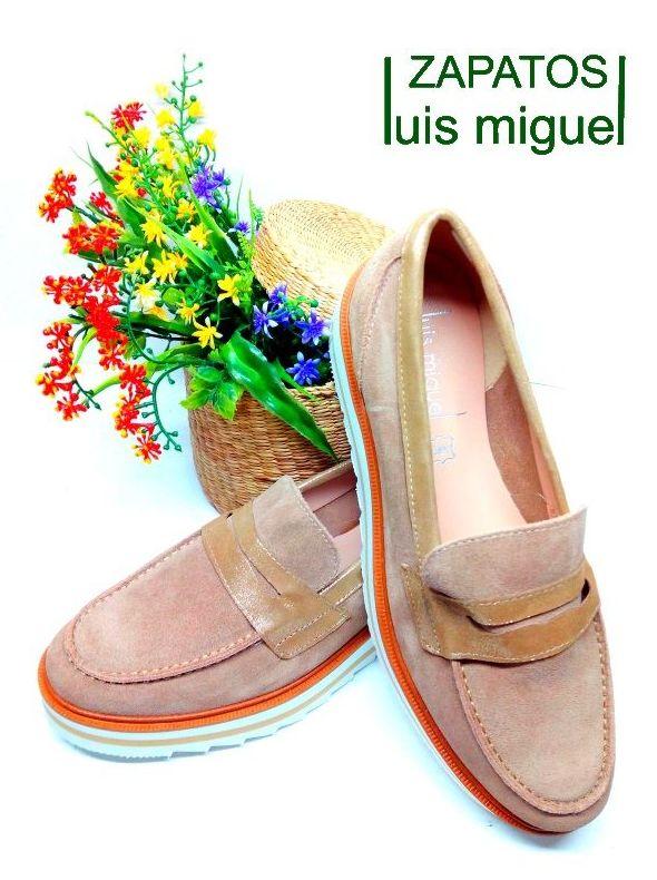 mocasin Maria Jaen: Catalogo de productos de Zapatos Luis Miguel