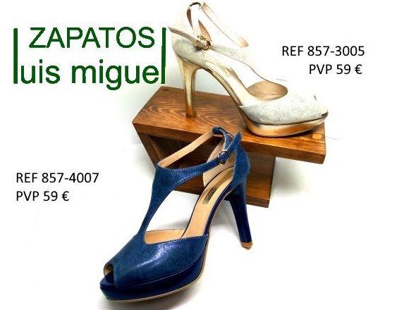 sandalia de diseño Patricia Miller: Catalogo de productos de Zapatos Luis Miguel