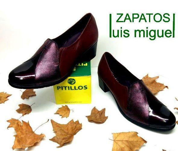 zapato tipo mocasin pitillos: Catalogo de productos de Zapatos Luis Miguel