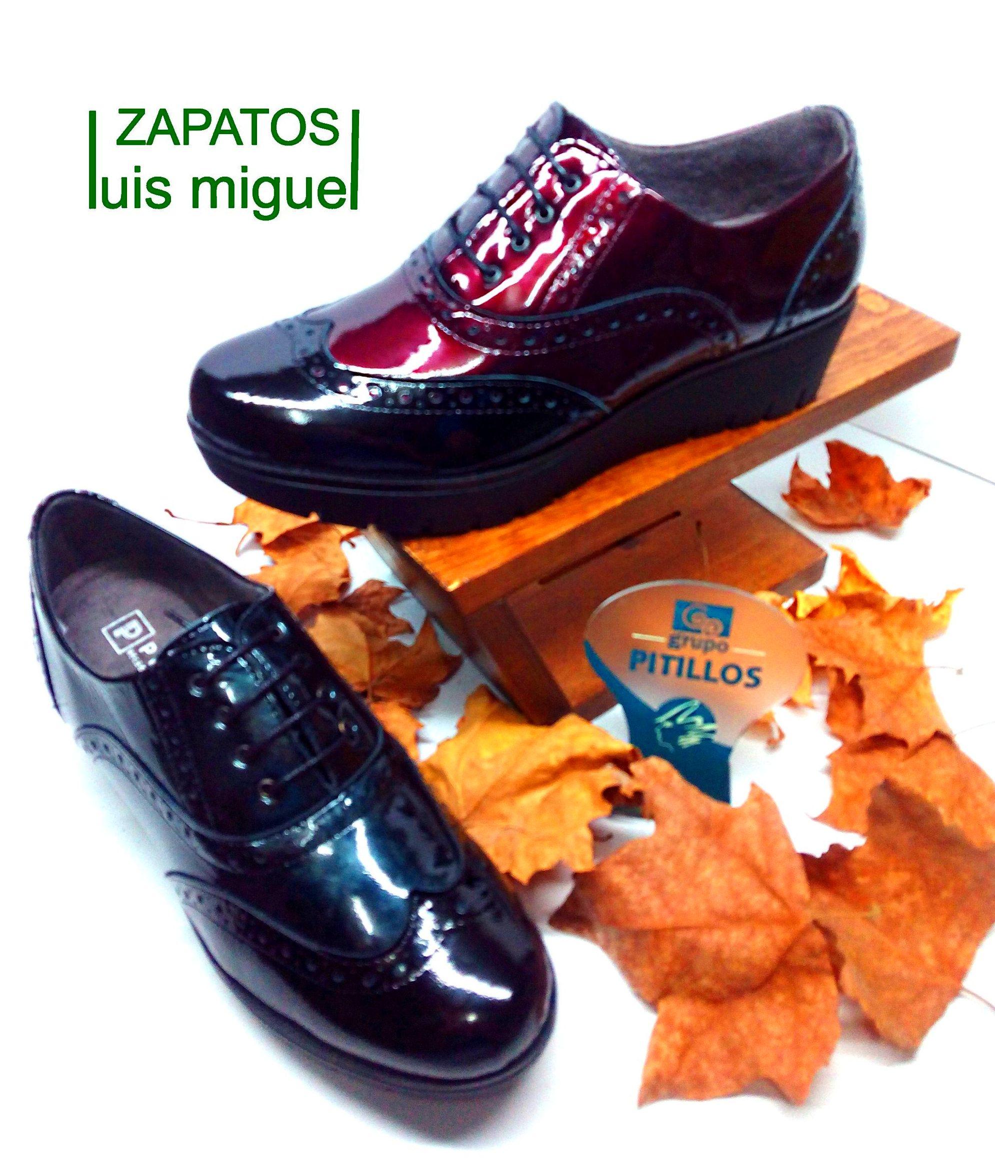 zapatos de cordones: Catalogo de productos de Zapatos Luis Miguel