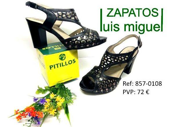 sandalias de vestir pitillos: Catalogo de productos de Zapatos Luis Miguel