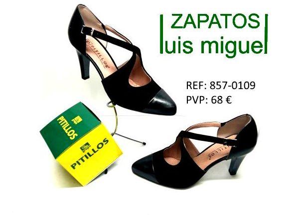 zapatos asandaliados pitillos: Catalogo de productos de Zapatos Luis Miguel