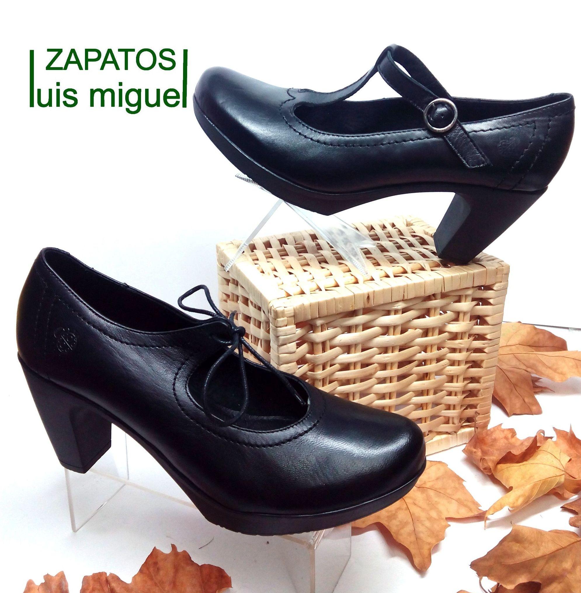 zapato de vestir tacon alto: Catalogo de productos de Zapatos Luis Miguel