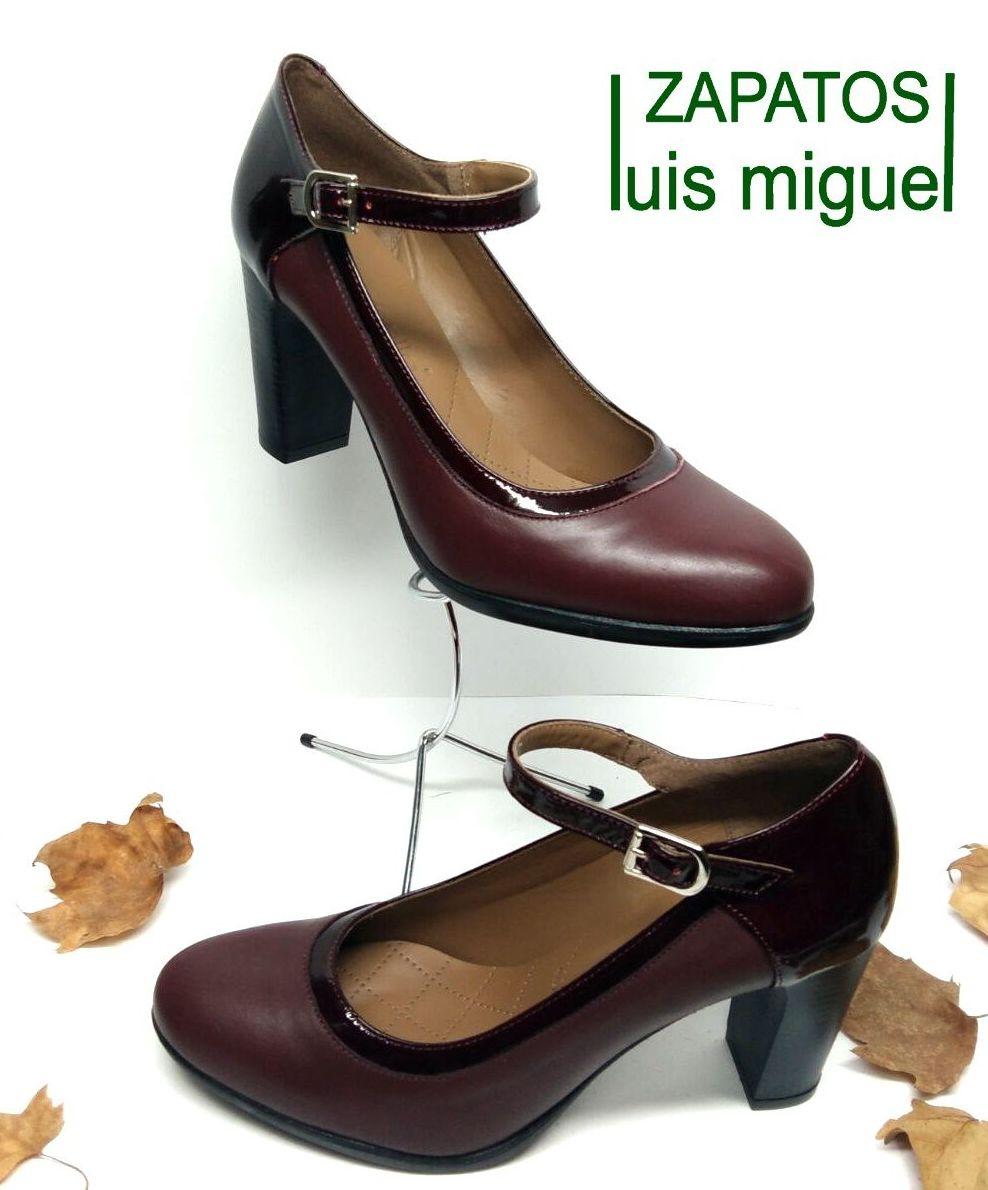 zapato de salon merceditas: Catalogo de productos de Zapatos Luis Miguel
