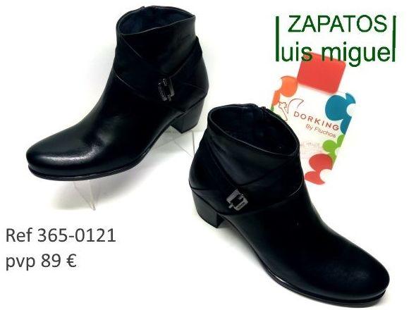 botines de Dorking by Fluchos ( ref 365-0121): Catalogo de productos de Zapatos Luis Miguel