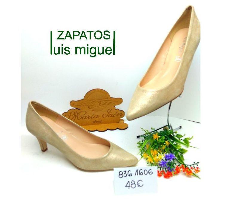 salon nobuk piel beig: Catalogo de productos de Zapatos Luis Miguel