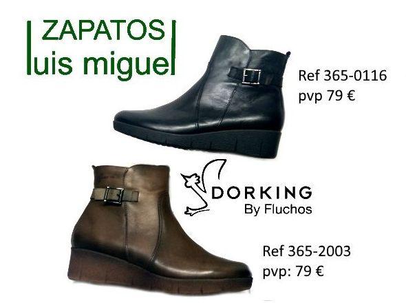 botines de sport Dorking by fluchos: Catalogo de productos de Zapatos Luis Miguel