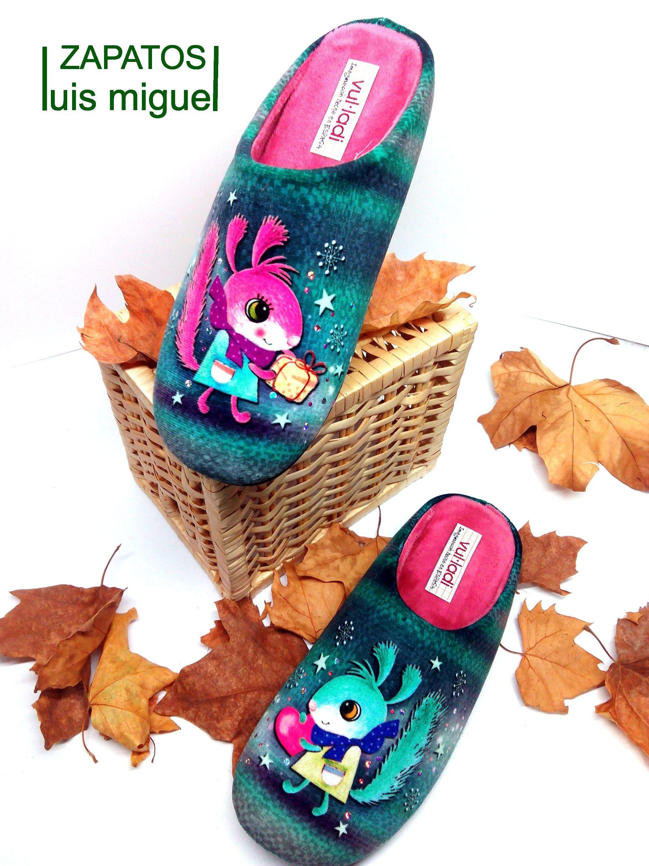Zapatillas vulladi ratoncitos: Catalogo de productos de Zapatos Luis Miguel