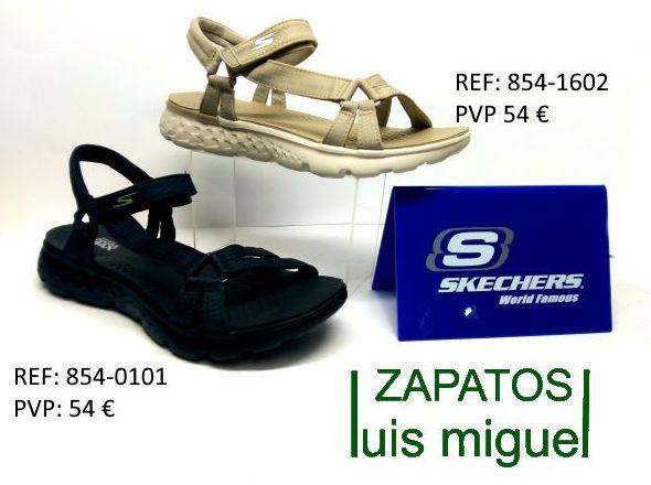 sandalias sport de sckechers: Catalogo de productos de Zapatos Luis Miguel
