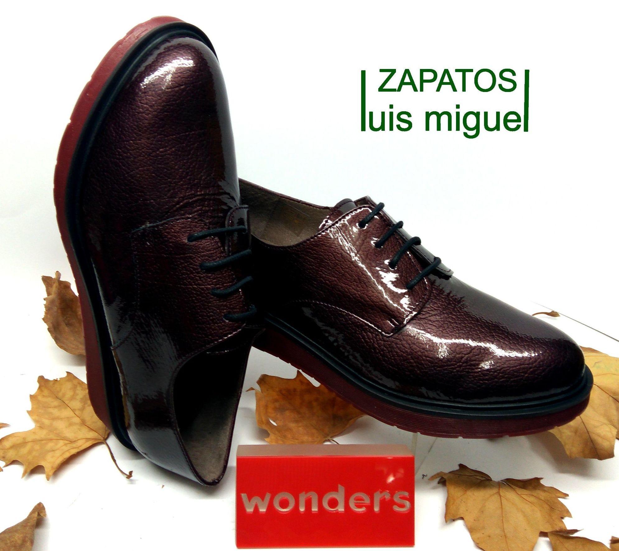 zapato de cordones: Catalogo de productos de Zapatos Luis Miguel