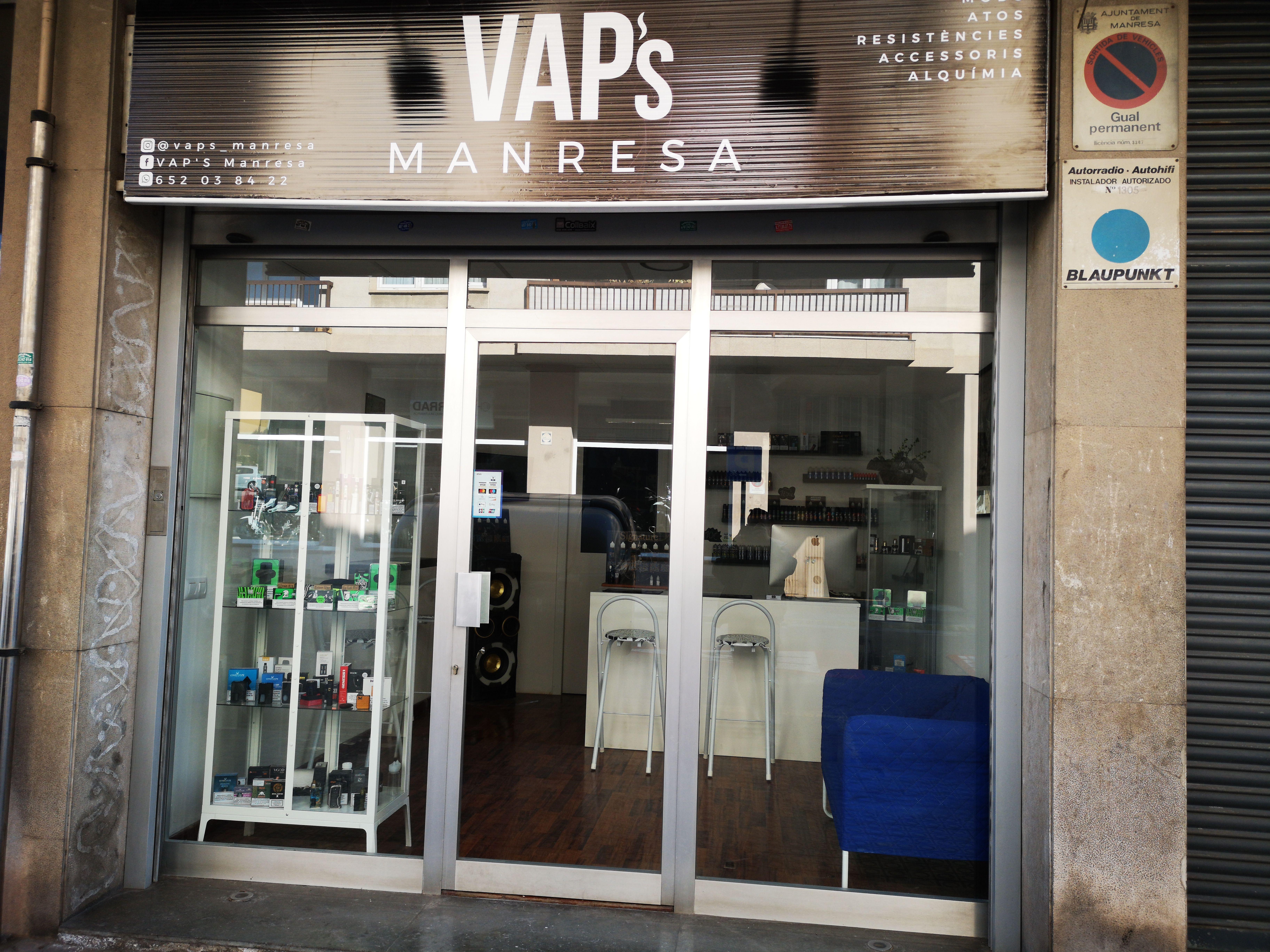 Foto 1 de Cigarrillos electrónicos en Manresa | Vaps Manresa