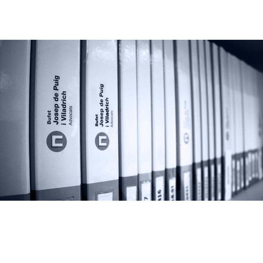 Derecho civil patrimonial y de familia: Áreas de trabajo de De Puig Abogados