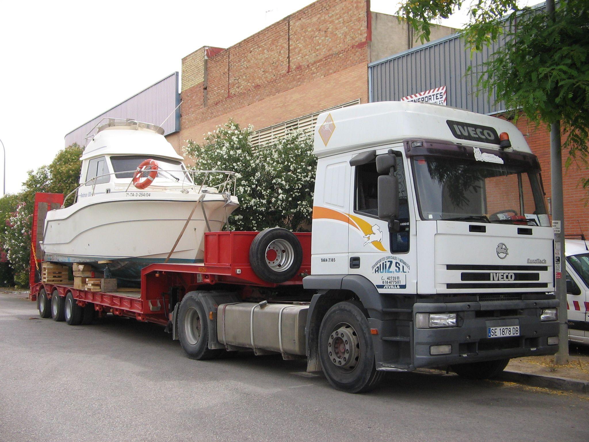 Transportamos toda clase de materiales