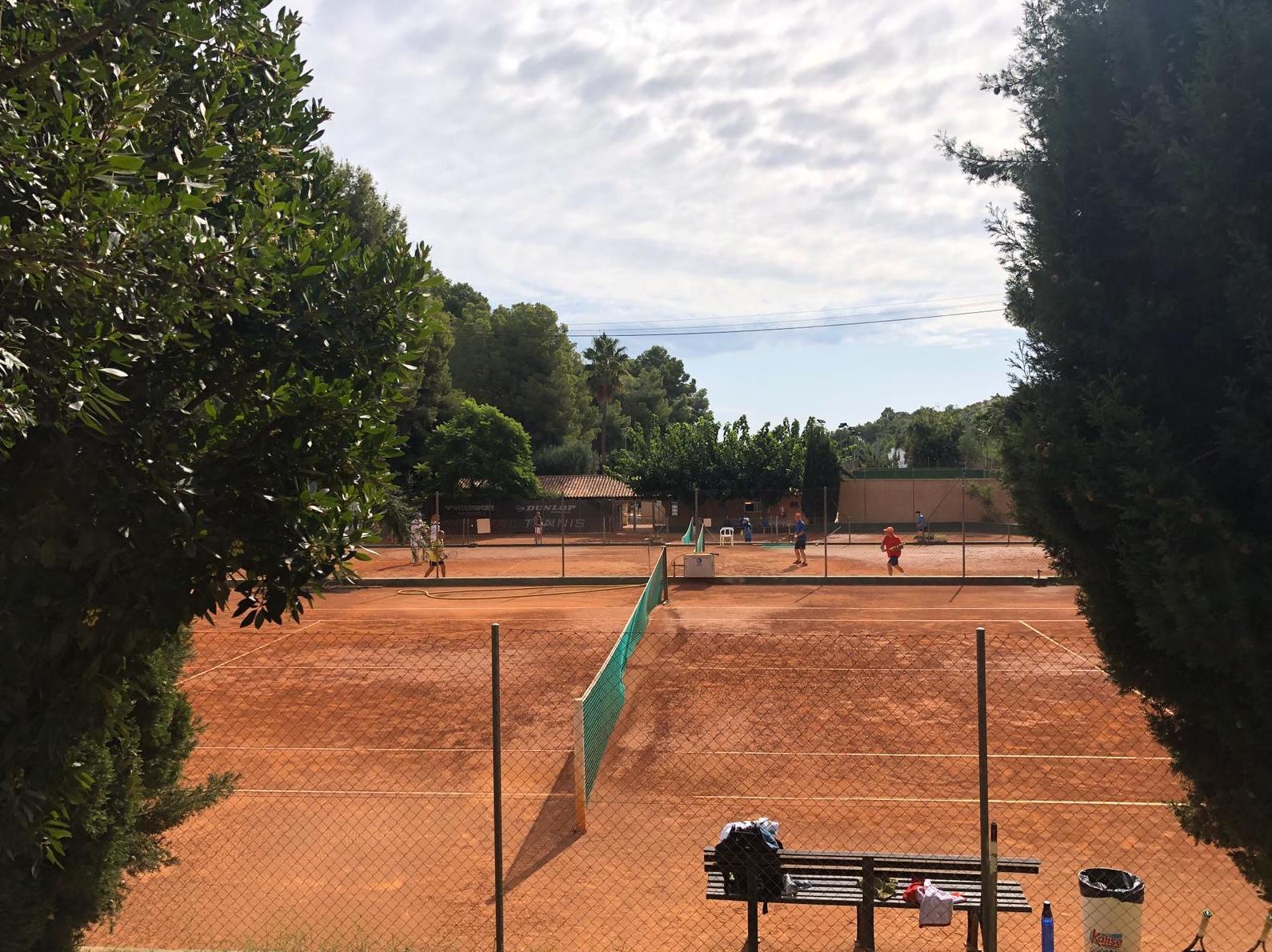 Foto 12 de Tennis and paddle clubs en  | Club de Tenis Buenavista Benissa