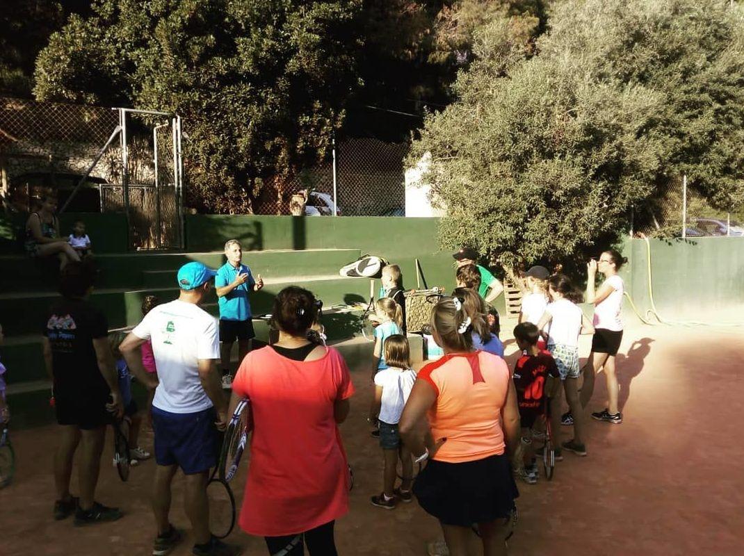 Social Tennis Events in Benissa
