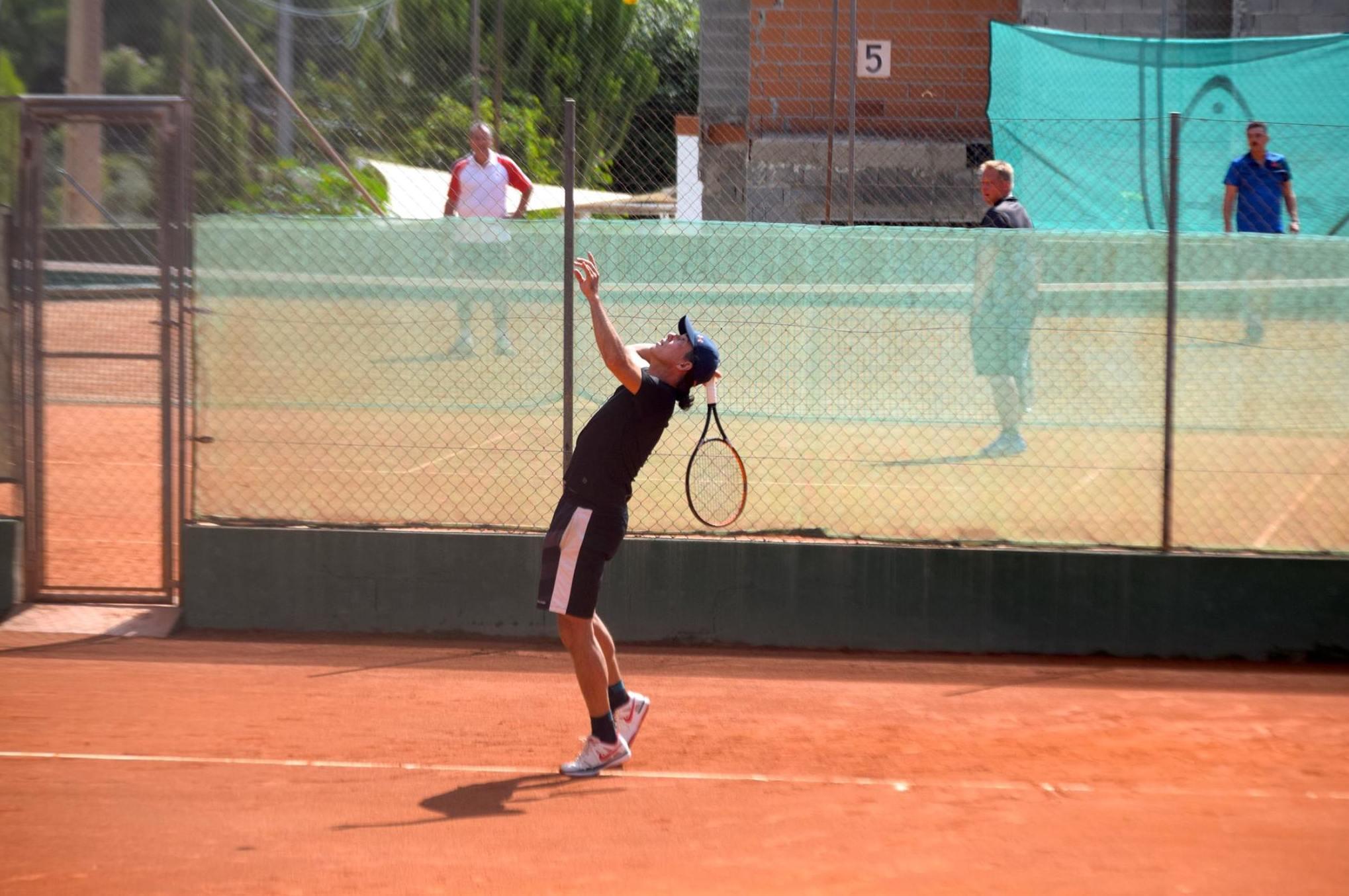Tennis lessons in Benissa