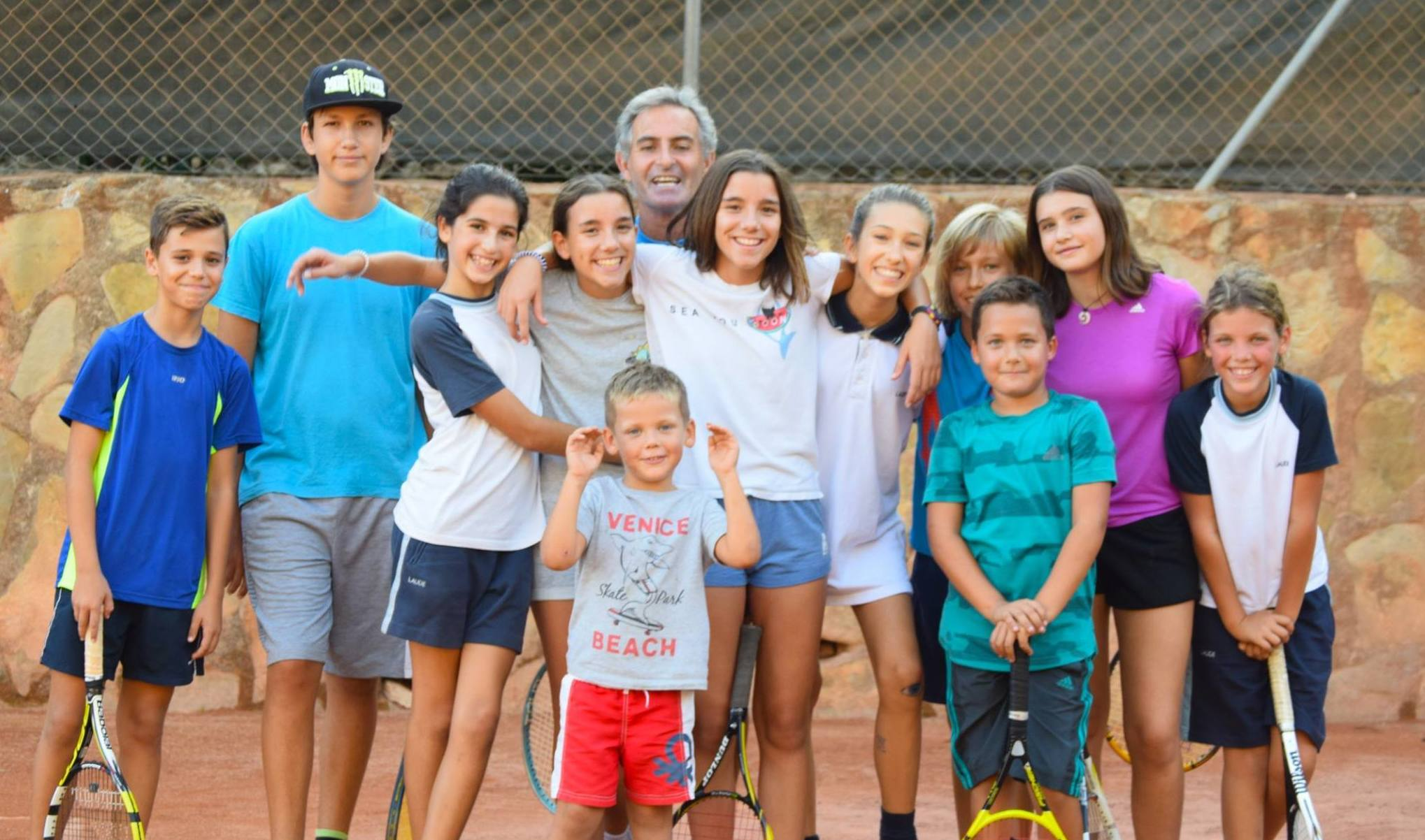 Tennis school in Benissa
