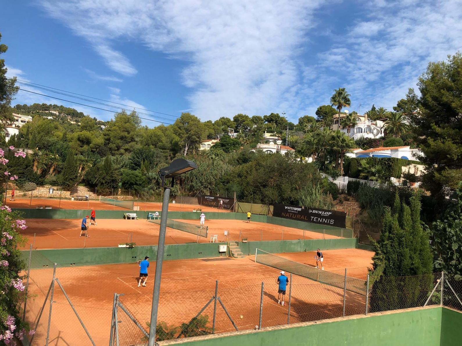 Foto 5 de Tennis and paddle clubs en  | Club de Tenis Buenavista Benissa
