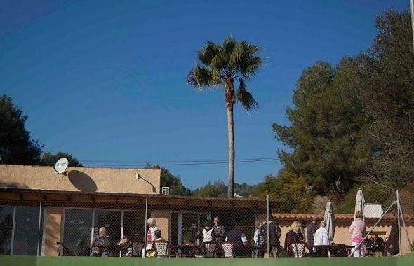 Social Tennis in Benissa
