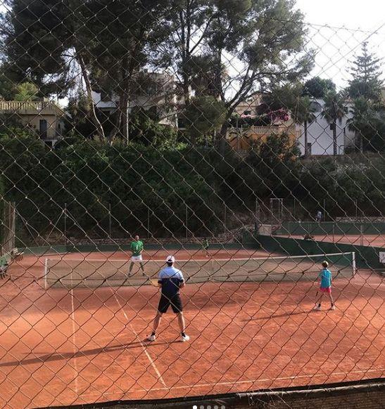 Tennis tournaments in Benissa
