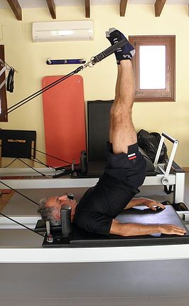 Pilates classes in Benissa