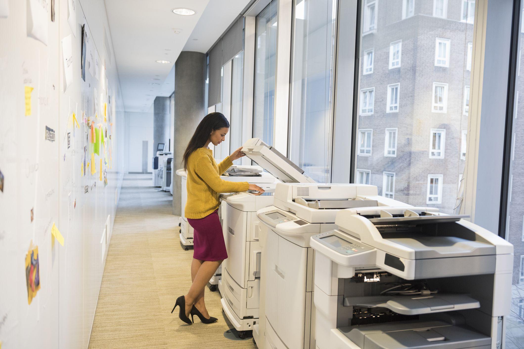 Renting y alquiler impresoras Madrid