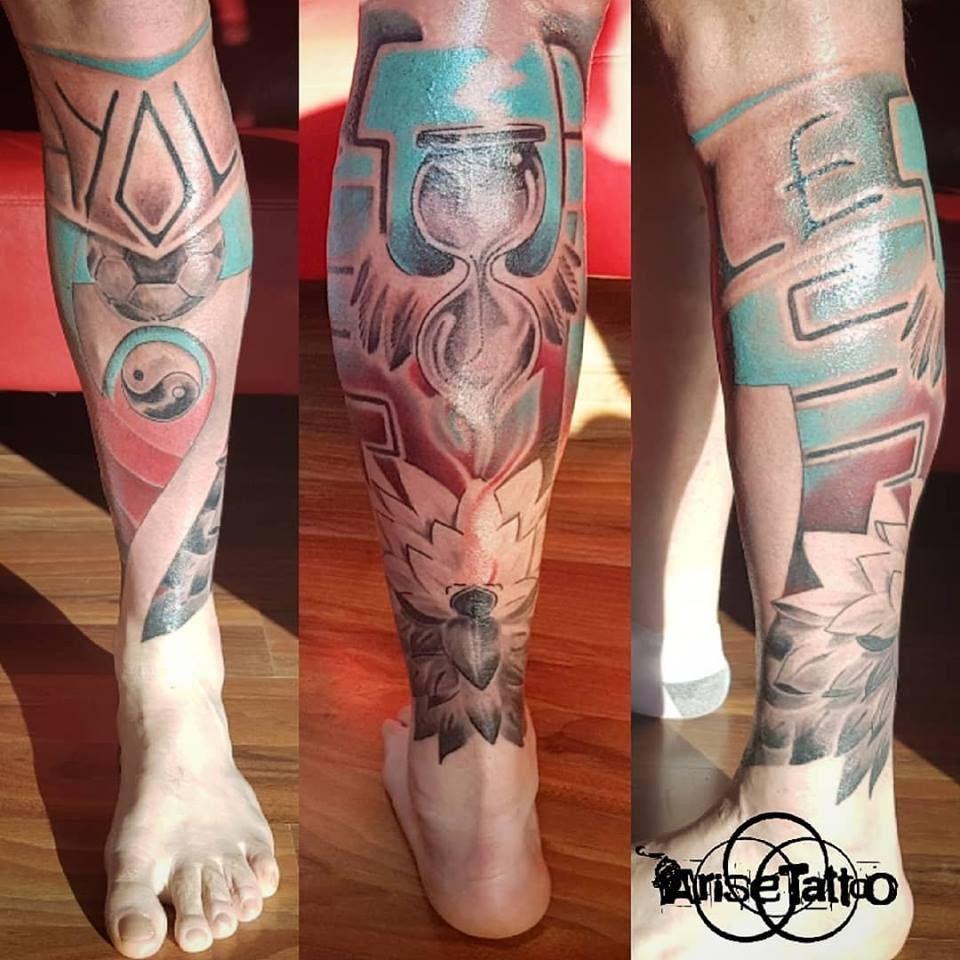 Tatuatges en qualsevol part del cos a Sant Feliu de Llobregat