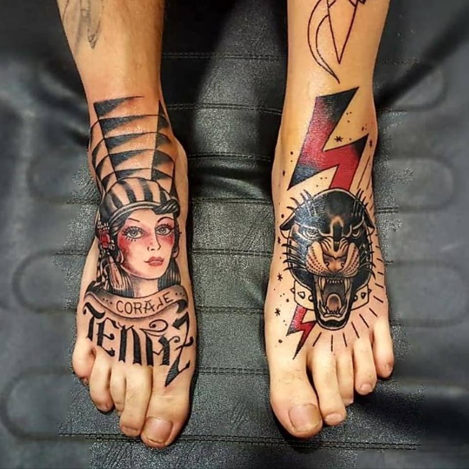 Tatuadores profesionales en Sant Feliu de Llobregat