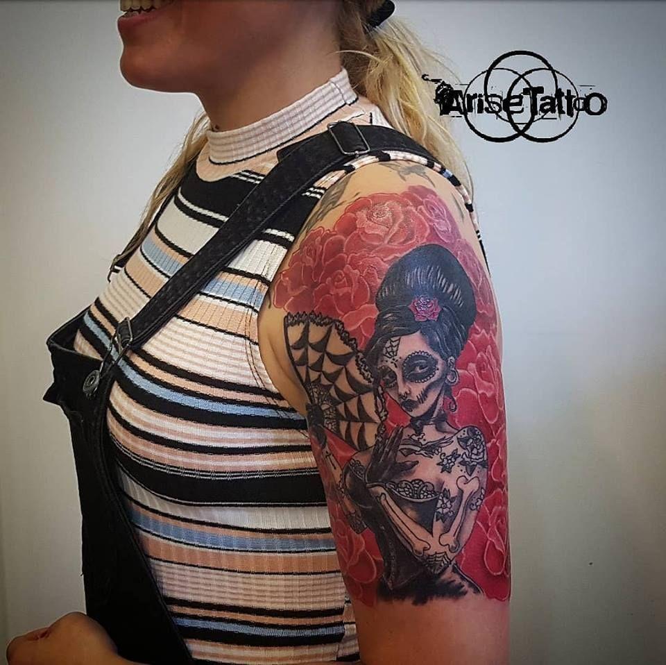 Tatuatges old school a Sant Feliu de Llobregat