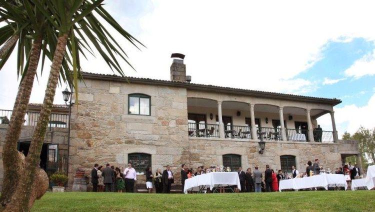 Rrestaurante para celebraciones Vilagarcia