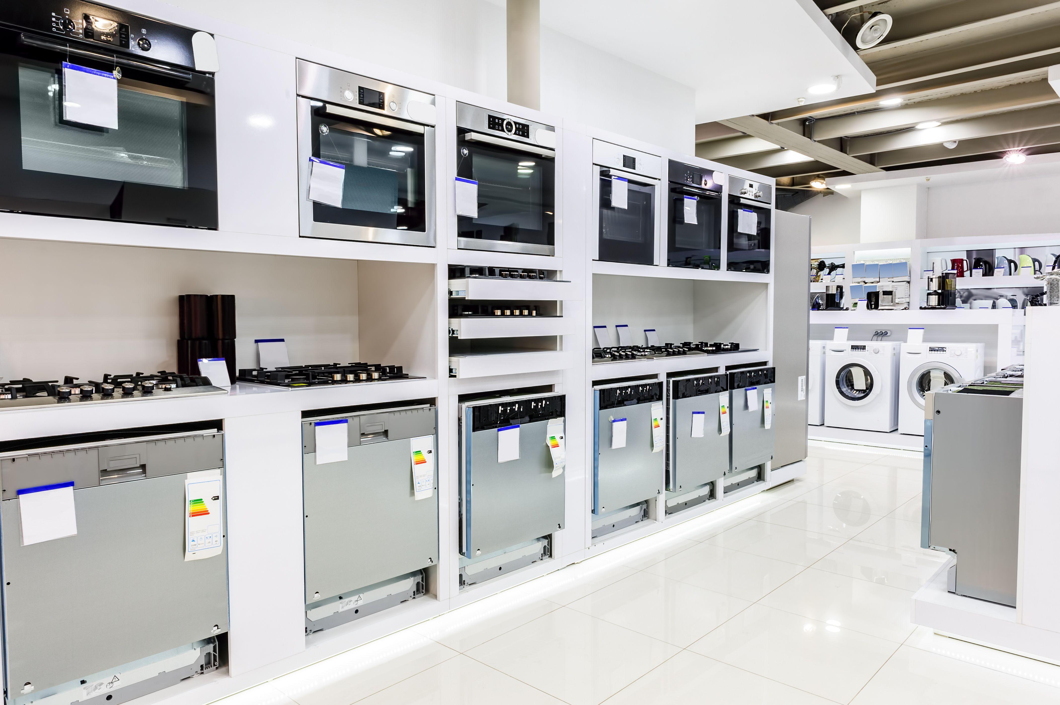 Venta de todo tipo de electrodomésticos en Hellín