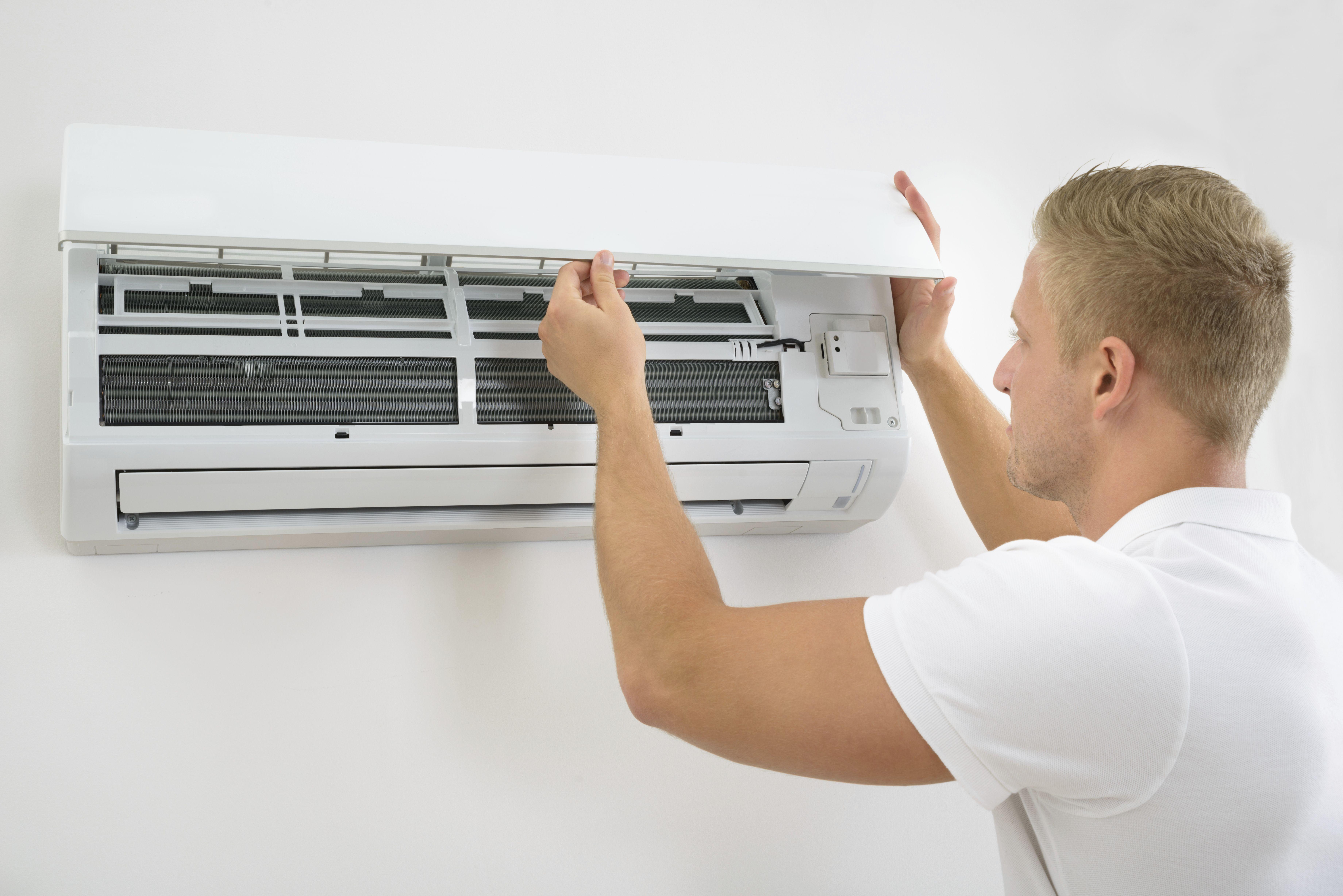 Instalación de aire acondicionado en Hellín