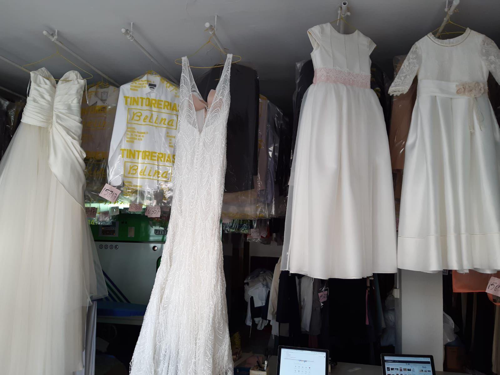 Foto 6 de Tintorerías y lavanderías en Madrid | Tintorería Belina