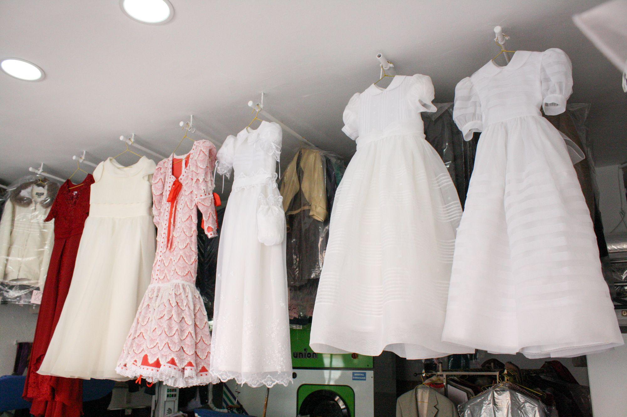 Foto 2 de Tintorerías y lavanderías en Madrid   Tintorería Belina