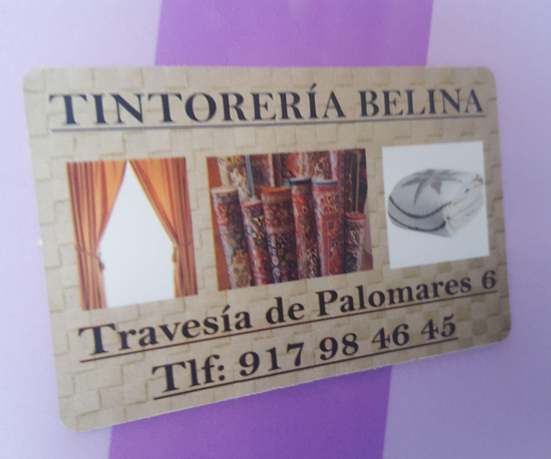 Tintorería en Villaverde