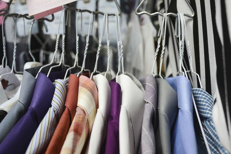 Limpieza de ropa de trabajo en Madrid centro