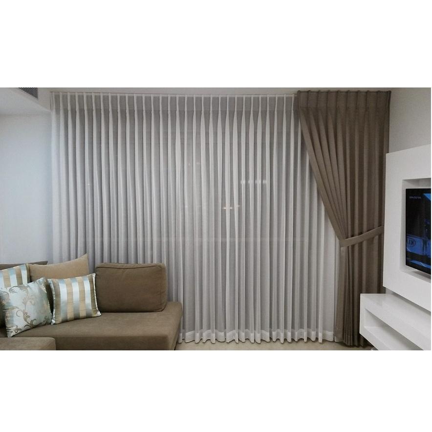 Limpieza de cortinas: Servicios de tintorería de Tintorería Belina