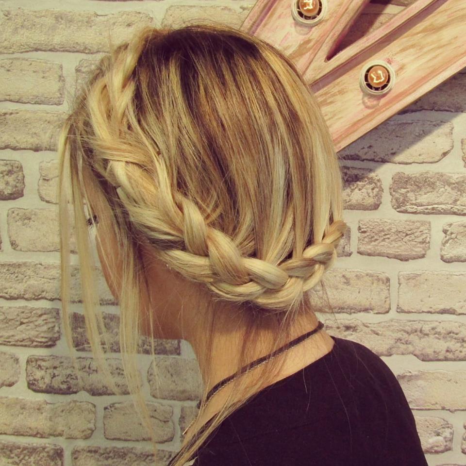Peluquería con servicio de peinado