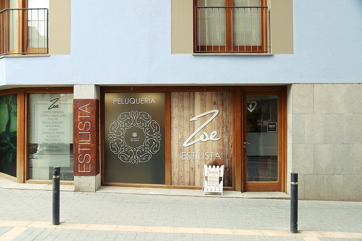 Peluquería de mujer en Huesca
